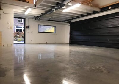 garagevloer in Boxtel